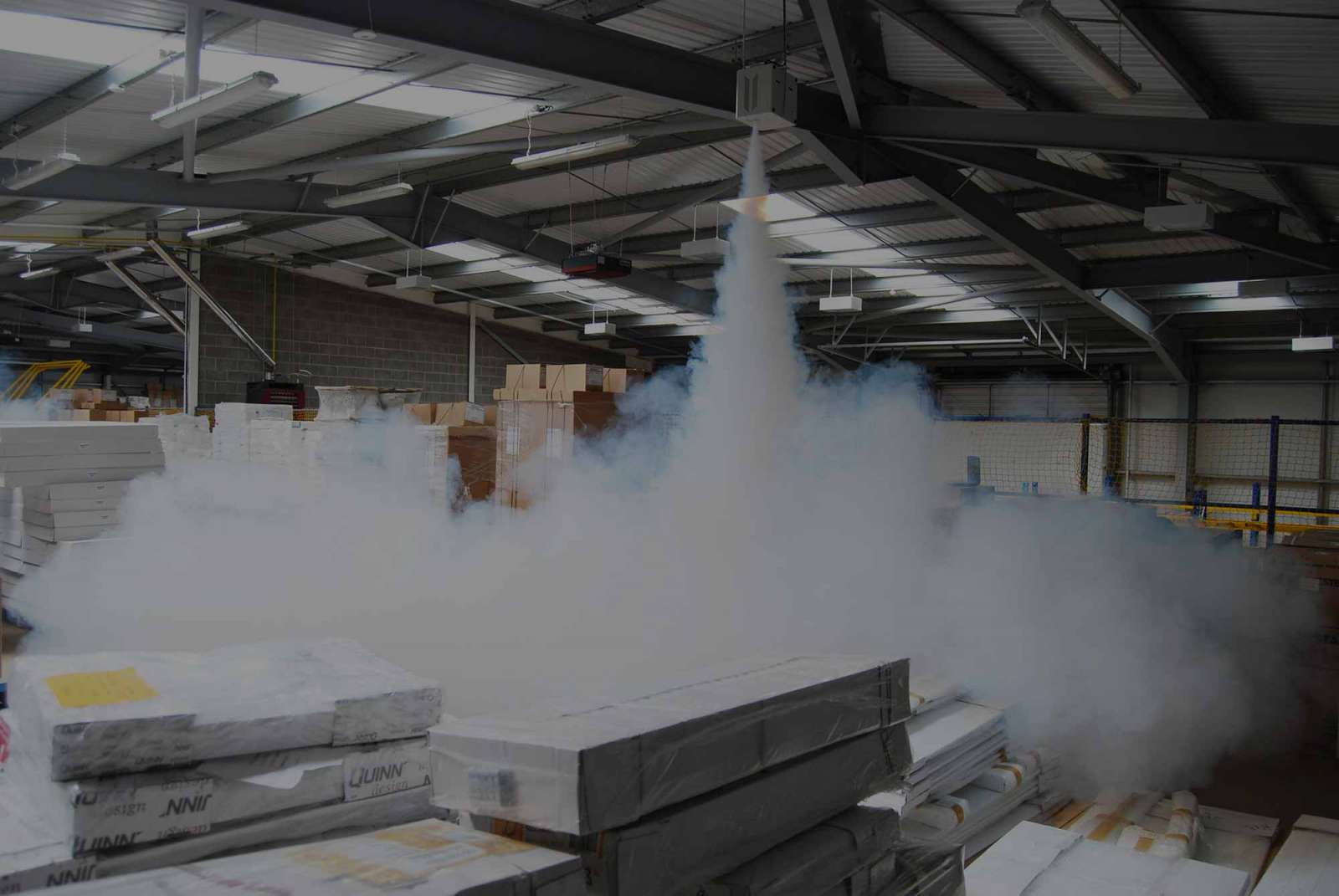 Warehouse Secruity Smoke