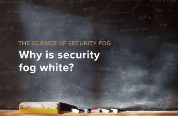 The Science of Security Fog E01: Why is security fog white?